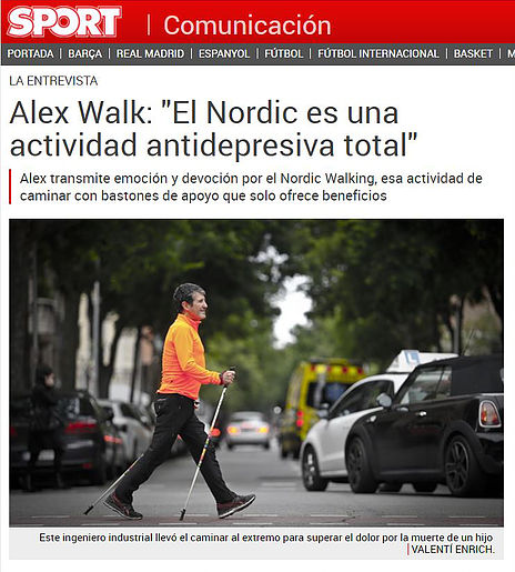 LA ENTREVISTA – porRAMON PALOMAR del diario Sport