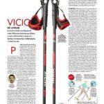 """Fuera de Serie –  Reportaje """"Nordic Walking"""""""