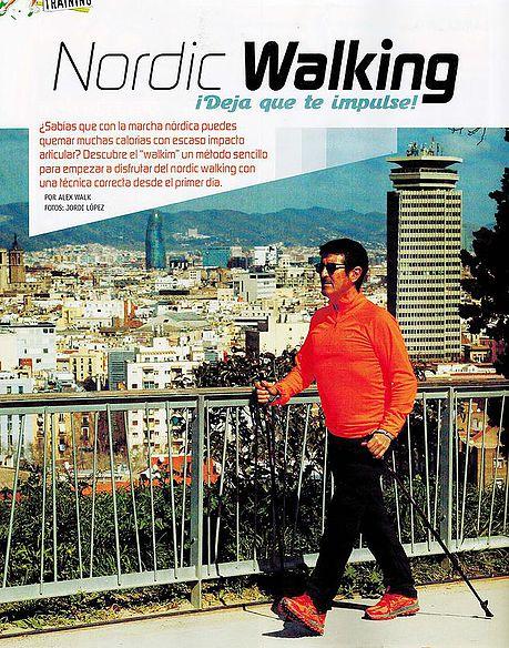 Sport Life – Nordic walking ¡Deja que te impulse!