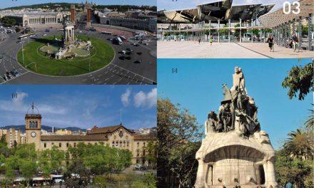 RUTA 3 BARCELONA: PLAÇA ESPANYA- BESÓS – PLAÇA ESPANYA